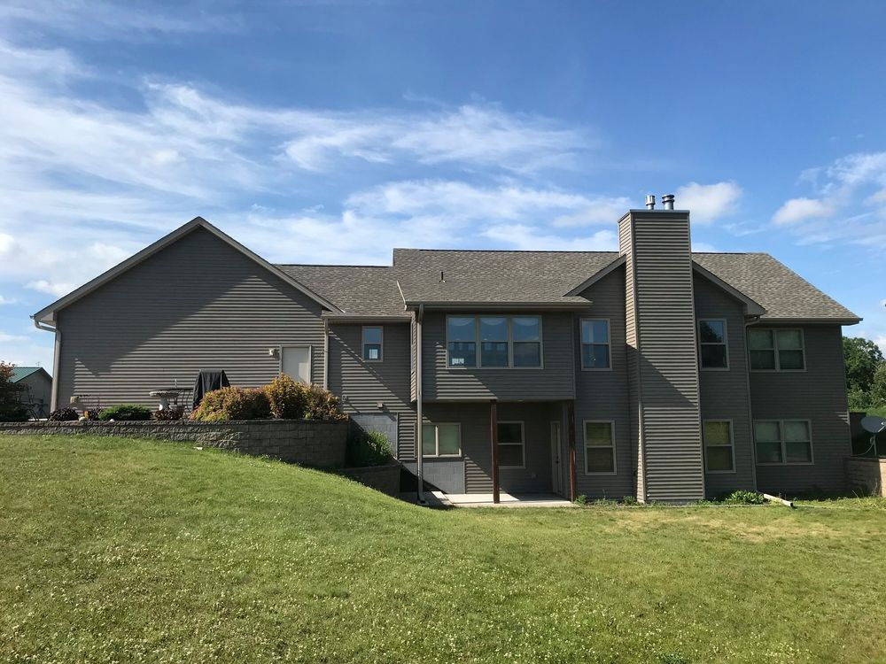 Elk River Exteriors: 11230 276th Ave NW, Zimmerman, MN