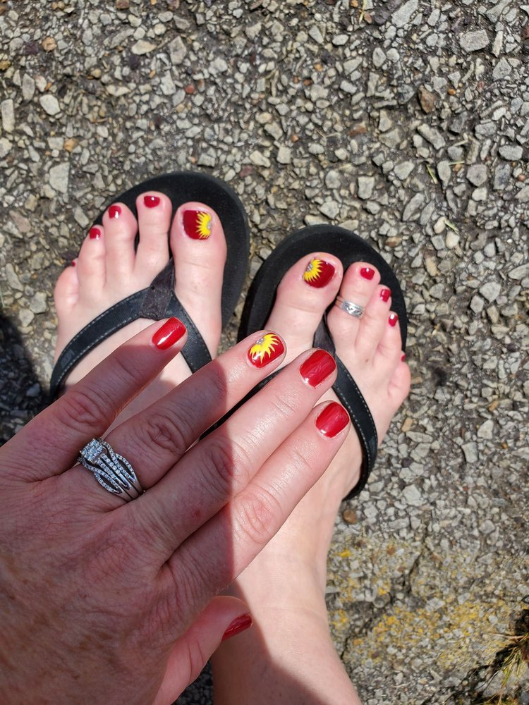 Adore Nails Spa: 9304 Rogers Ave, Fort Smith, AR