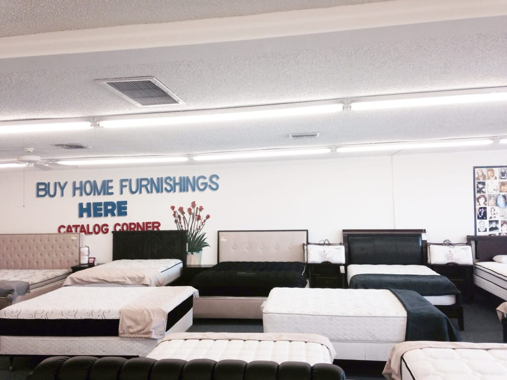 Designer bed frames and custom mattresses yelp for Affordable furniture and mattress