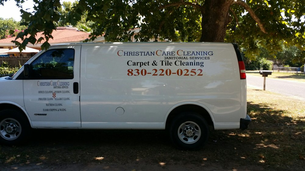 Christian Care Cleaning: 1601 Vista Dr, Marble Falls, TX