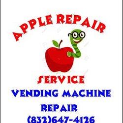 Vending Machine Repair Apple Repair Service - CLOSED - Appliances