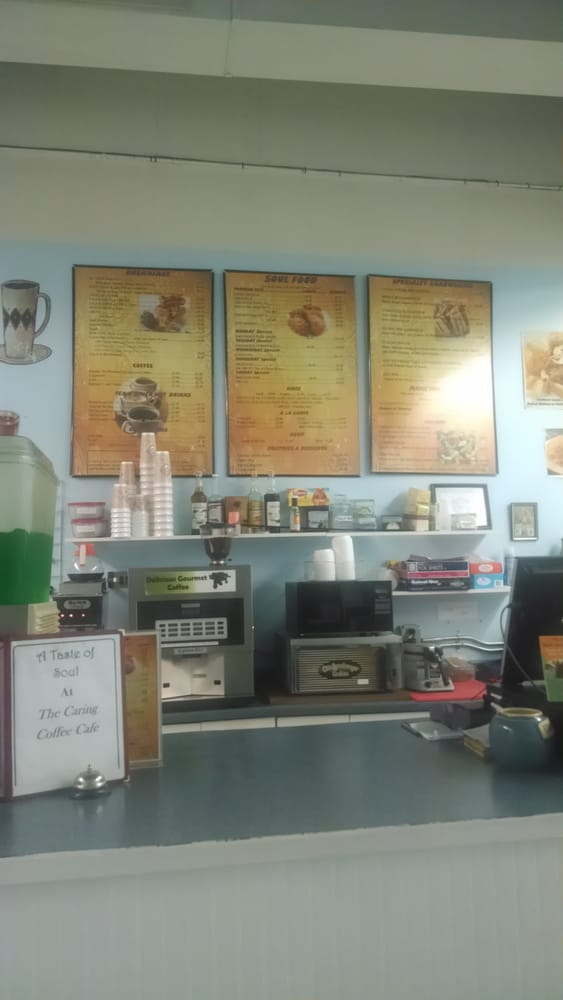 Taste of Soul  At The Caring Coffee Cafe: 931 W Hamilton St, Allentown, PA