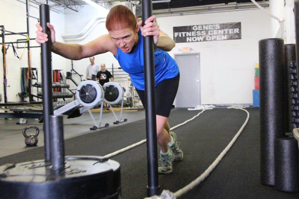 Gene's Fitness Center
