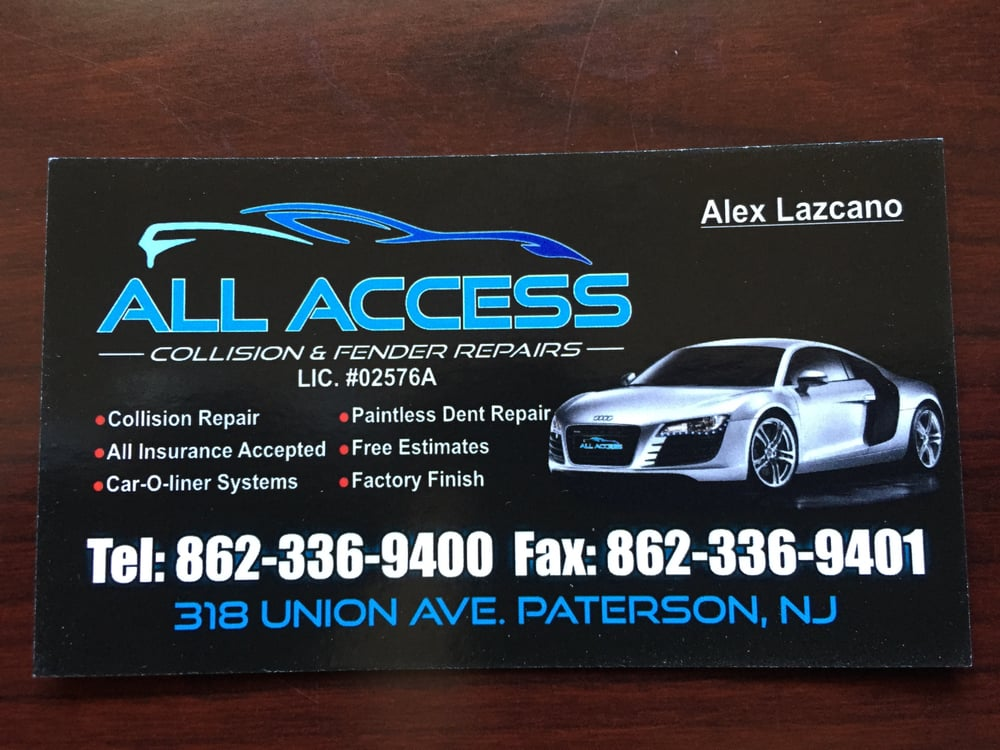Auto collision repair shops near me