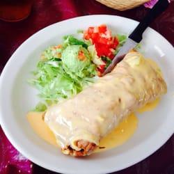 Photo Of La Loma Mexican Restaurant Angleton Tx United States The Chimichanga