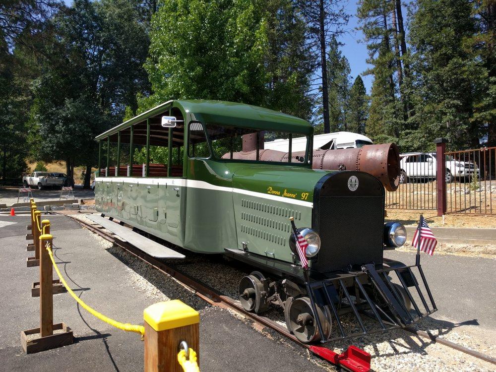 Narrow Gauge Railroad Museum: 5 Kidder Ct, Nevada City, CA