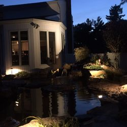 Photo of Outdoor Lighting perspectives-long Island - Huntington NY United States. & Outdoor Lighting perspectives-long Island - 20 Photos - Lighting ...