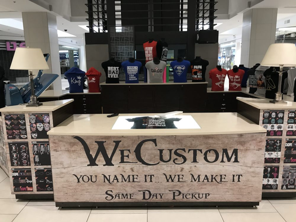 We Custom
