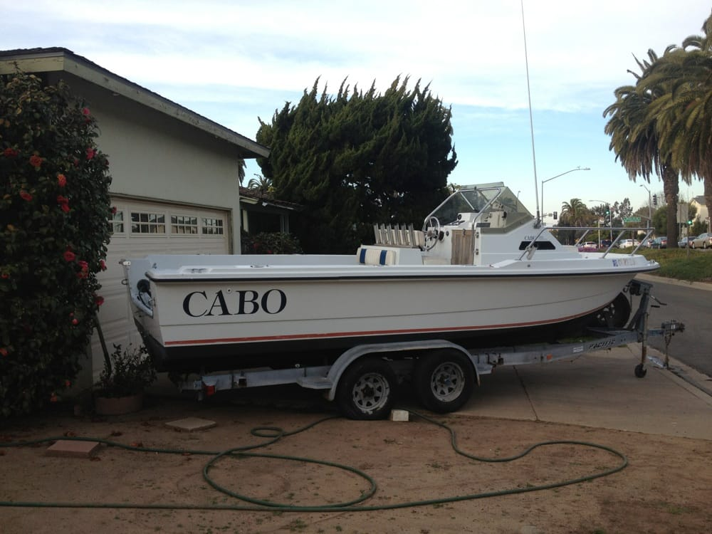 Rigging up a f150 yamaha yelp for Yamaha outboard service san diego