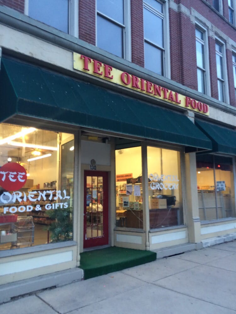 Tee Oriental Foods: 130 N Main St, Findlay, OH