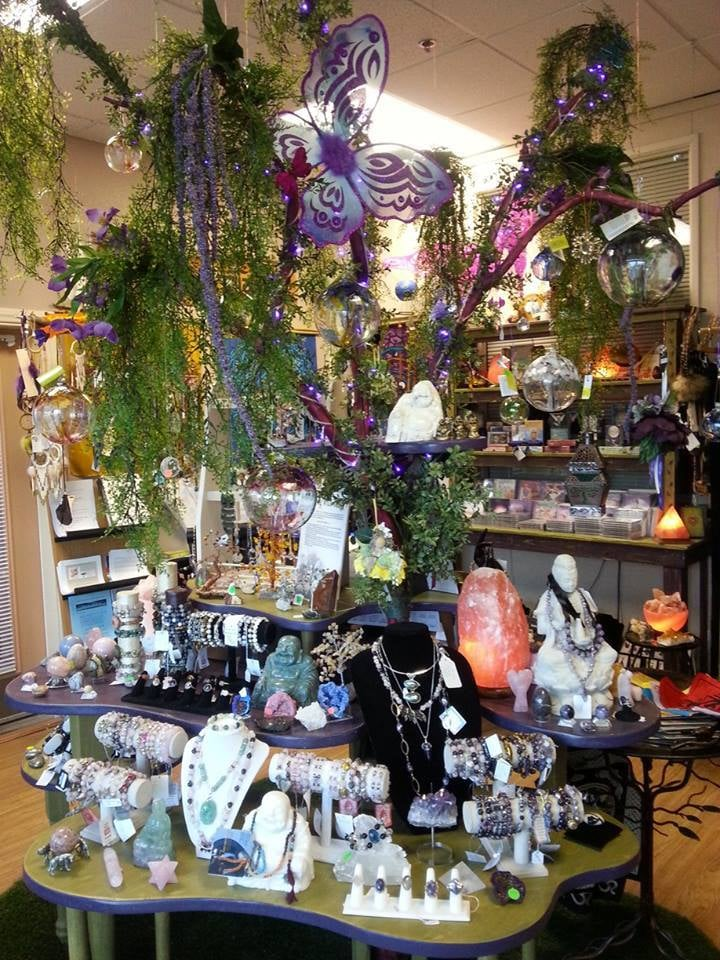 Enchanted Forest Reiki Spiritual Items And More