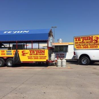 Te'Jun the Texas CaJun Mobile Unit: Buffalo, TX