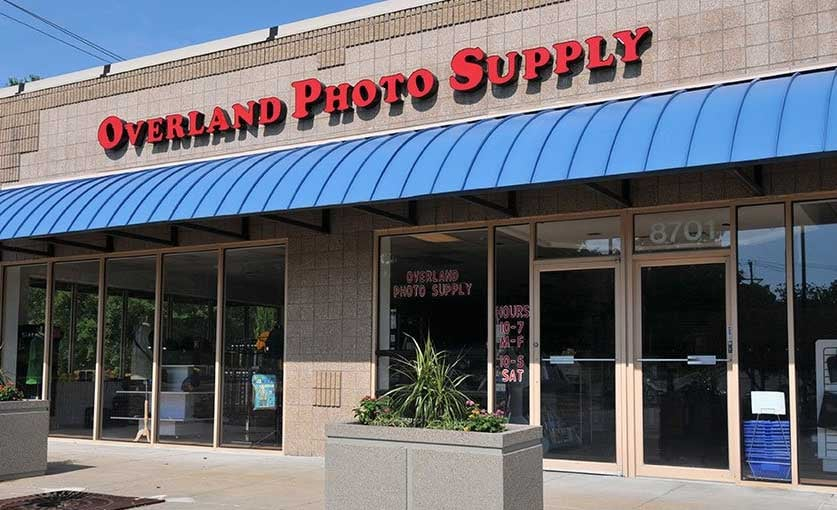 Overland Photo Supply: 8701 Metcalf Ave, Overland Park, KS