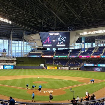 Marlins Park 2233 Photos 450 Reviews Stadiums Arenas 501