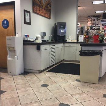Photo Of Capistrano Toyota   San Juan Capistrano, CA, United States. Coffee  Station