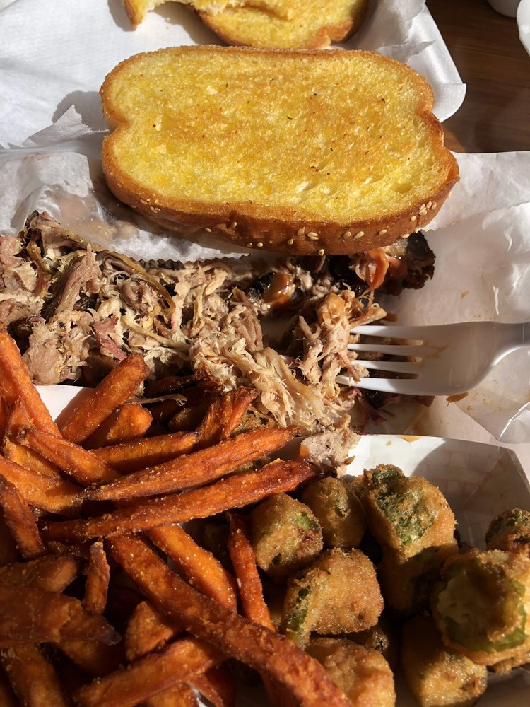 The BBQ SHACK: 7440 N US Hwy 19, Fanning Springs, FL