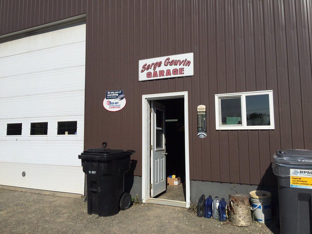 Garage serge gauvin riparazioni auto 95 chemin for Garage ad angers st serge