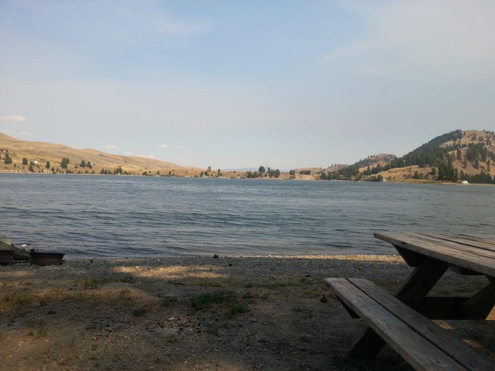 Shady Pines Resort: Conconully, WA