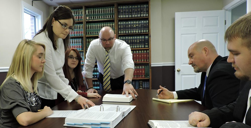 The Ratliff Law Firm: 1053 Cedar Valley Dr, Cedar Bluff, VA