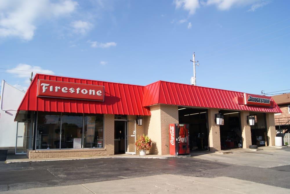 Firestone Tires Near Me >> Firestone Car Care Center - 12 Reviews - Tires - 1250 King ...