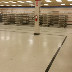 Photo Of Rugged Wearhouse Bowie Md United States Empty Shelves