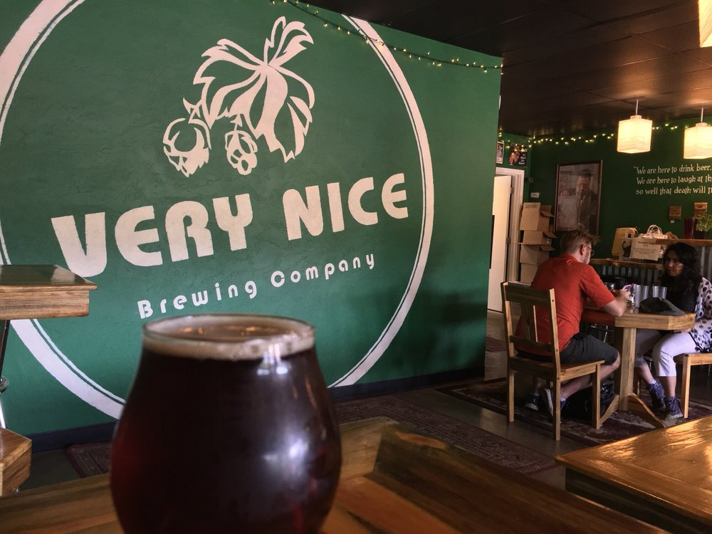 The Very Nice Brewing Company: 20 Lakeview Dr, Nederland, CO