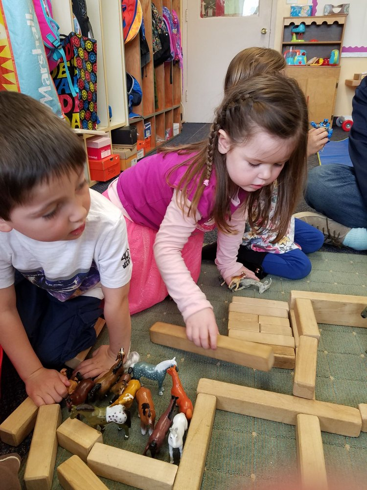 St Mark's Cooperative Nursery School: 100 Hempstead Ave, Rockville Centre, NY