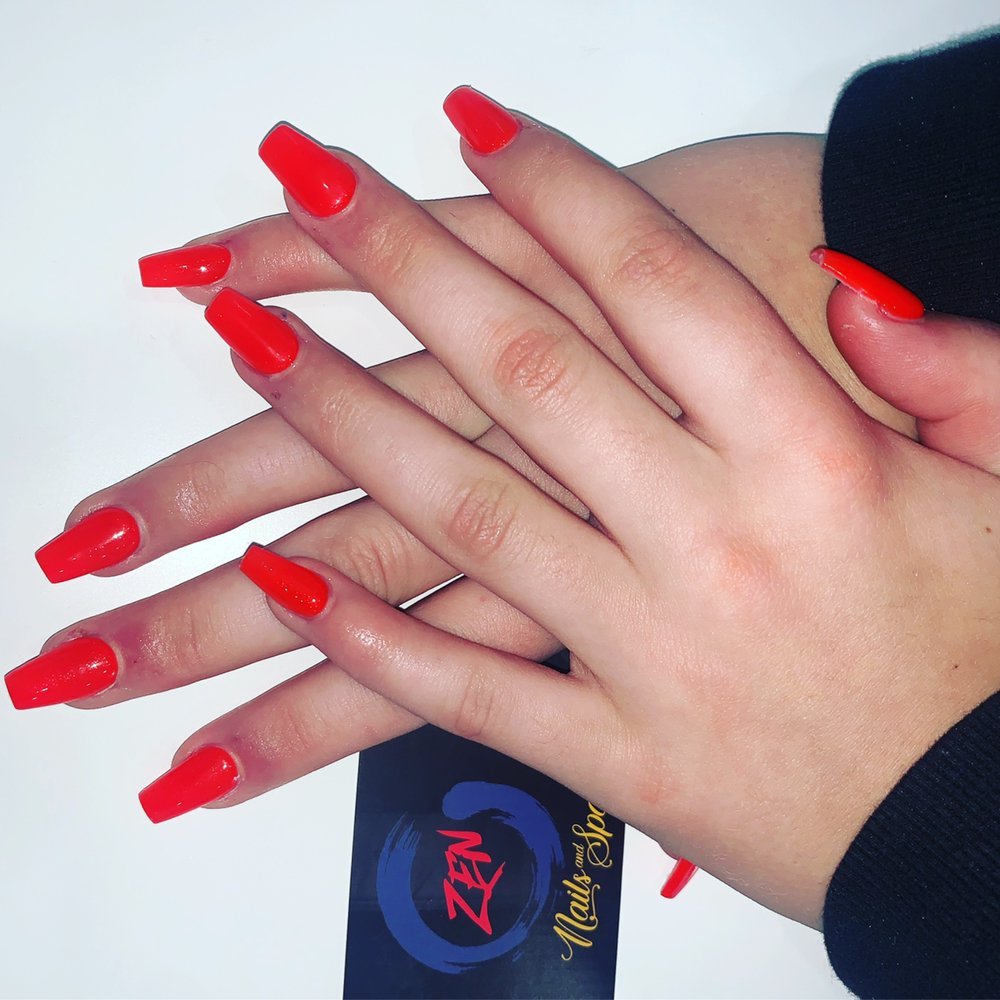 Zen Nails & Spa: 1868 West 12600 S, Riverton, UT
