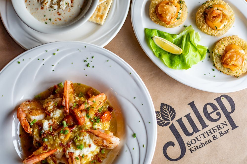 Julep Southern Kitchen & Bar: 2207 Forest Dr, Annapolis, MD