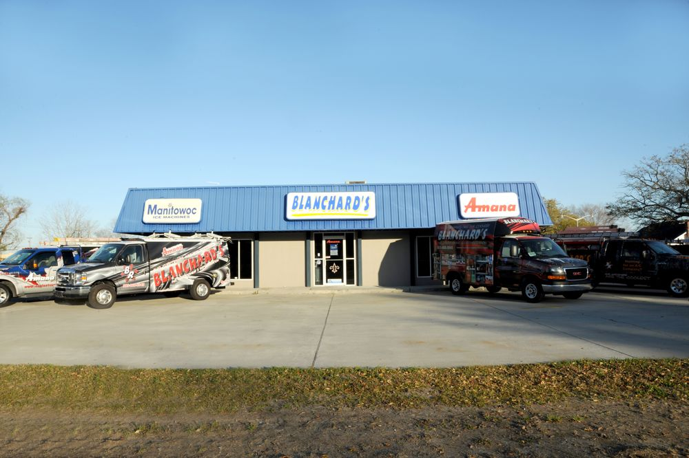 Blanchard's Refrigeration: 314 S Hollywood Rd, Houma, LA