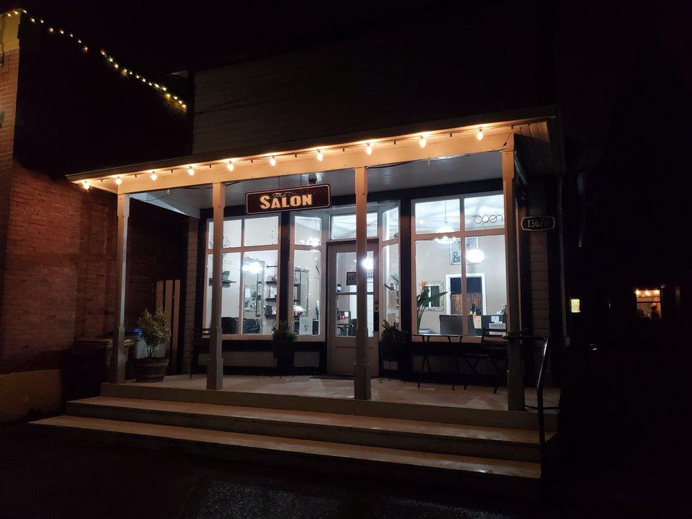 The Salon: 13670 NE Main St, Banks, OR