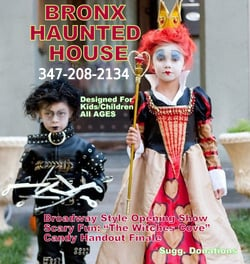 Bronx Haunted House: 1197 Bryant Ave, Bronx, NY