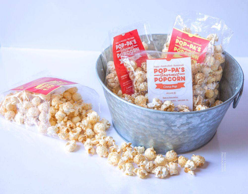 Pop-Pa's Gourmet Popcorn: 4201 Ryder Ln, Bakersfield, CA