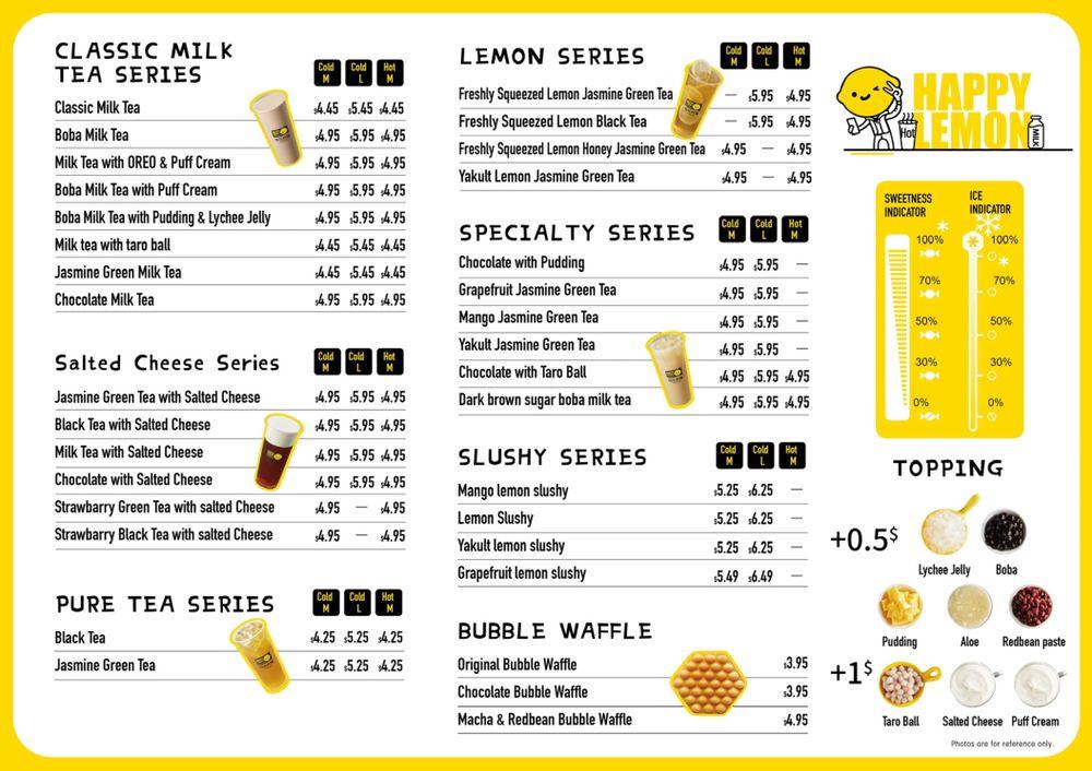 Happy Lemon: 7319 SW Bridgeport Rd, Tigard, OR