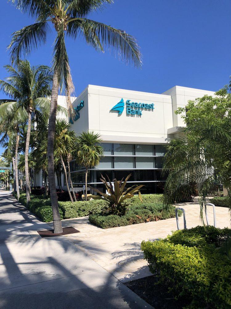 o - Seacoast Bank Palm Beach Gardens Fl