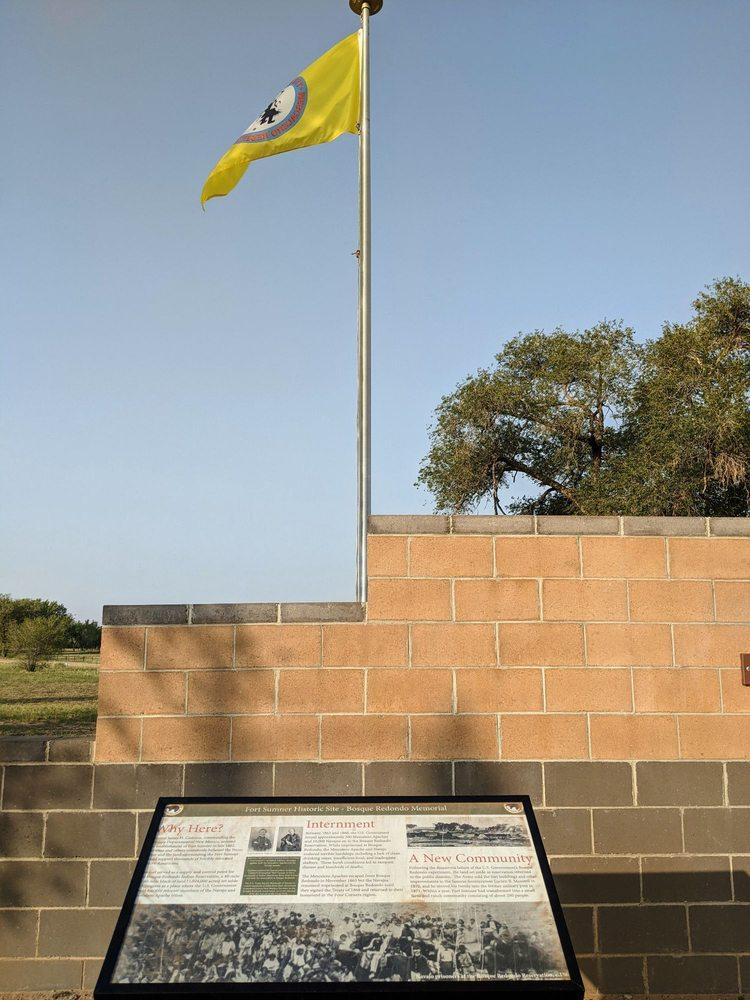 Old Fort Sumner Museum: 3501 Billy The Kid Rd, Fort Sumner, NM