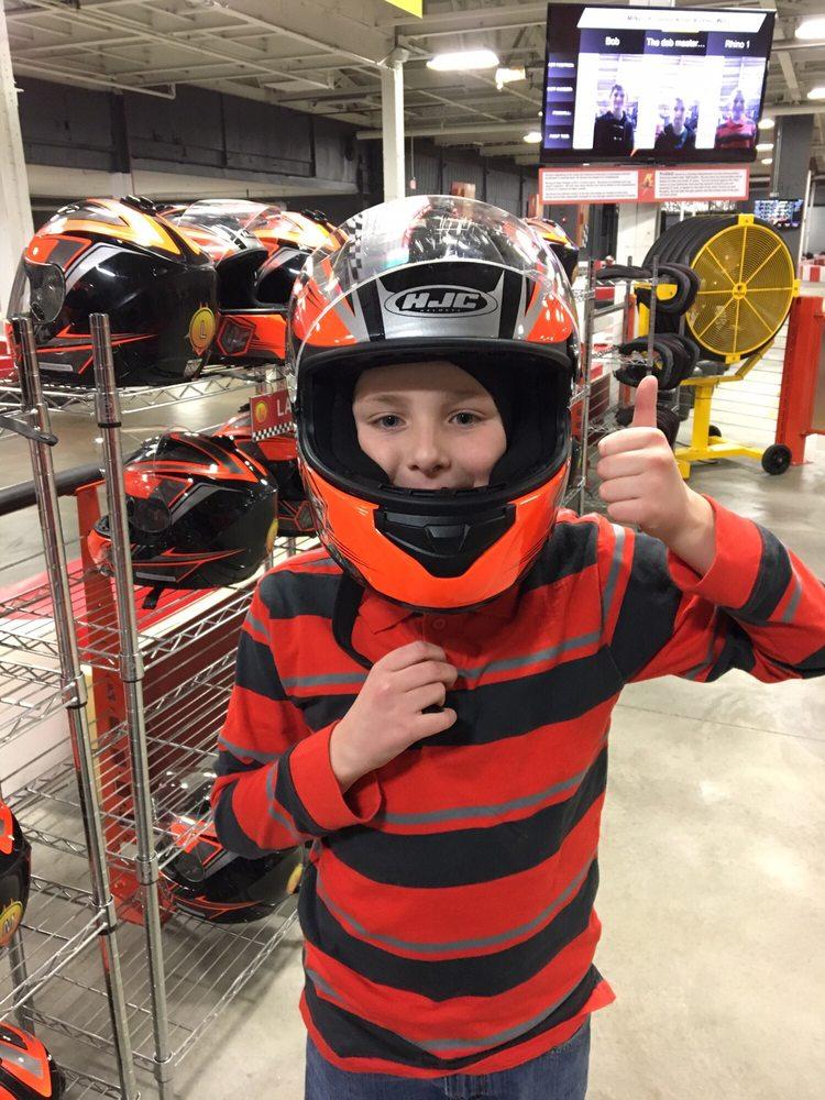 High Voltage Indoor Karting: 333 Foundry St, Medina, OH