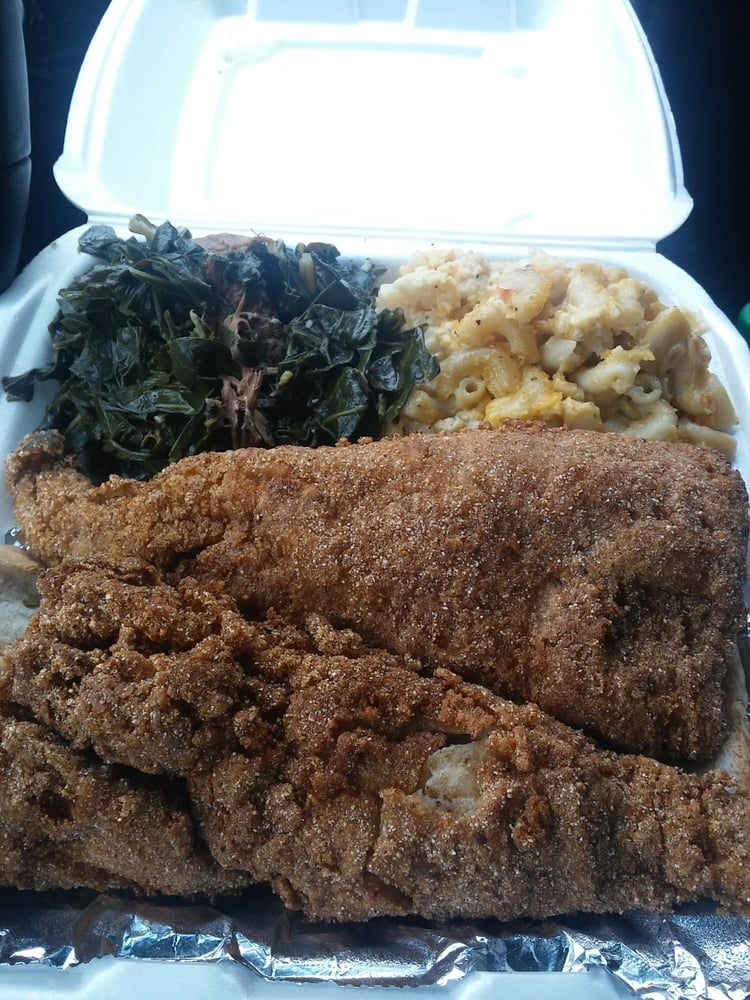 Chef Donte's Delicious Dishes: 6100 N Broad St, Philadelphia, PA