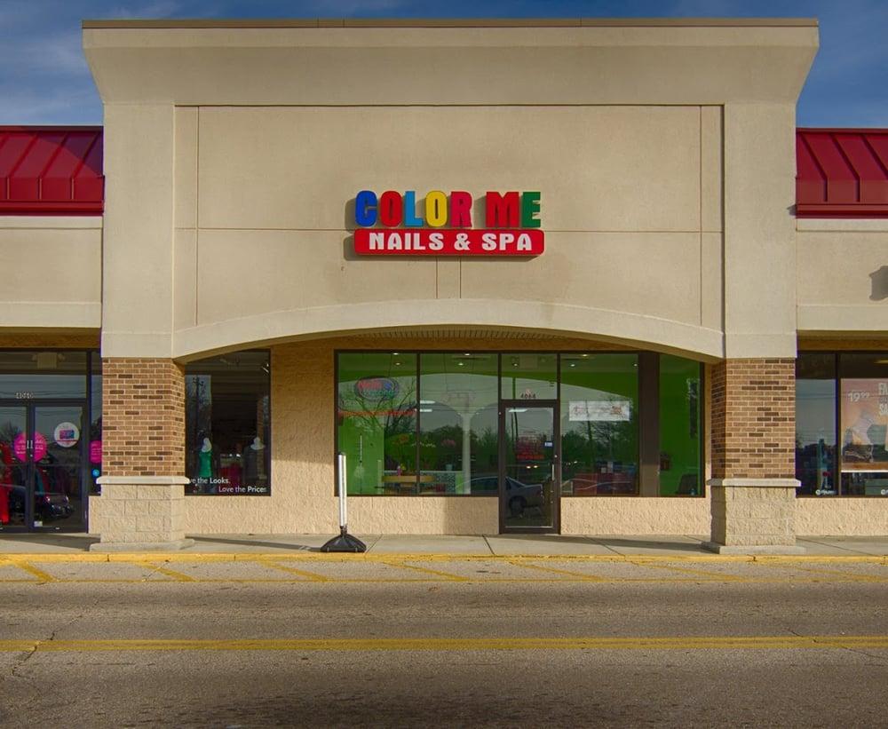 Color Me Nails & Spa: 4064 E Galbraith Rd, Cincinnati, OH