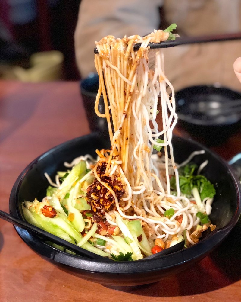 Chong Qing Xiao Mian重慶小麵