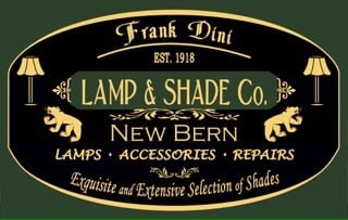 Frank Dini Lamp And Shade: 2964 Hwy 24, Newport, NC