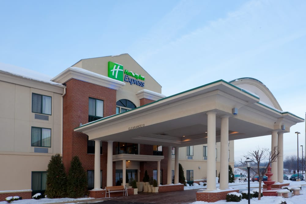 Holiday Inn Express Lordstown-Newton Falls/Warren: 4185 State Rt 5, Newton Falls, OH
