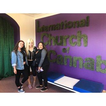 the church cannabis review