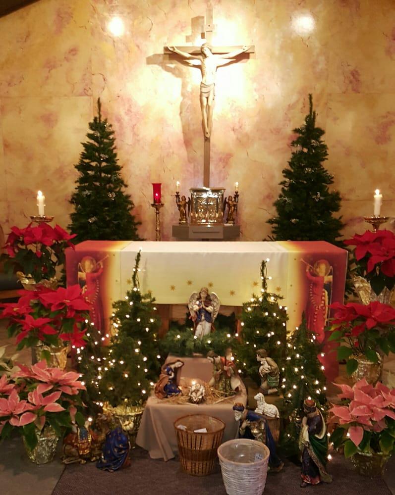 St Augusta Catholic Church: 3228 W State Rd 10, Lake Village, IN