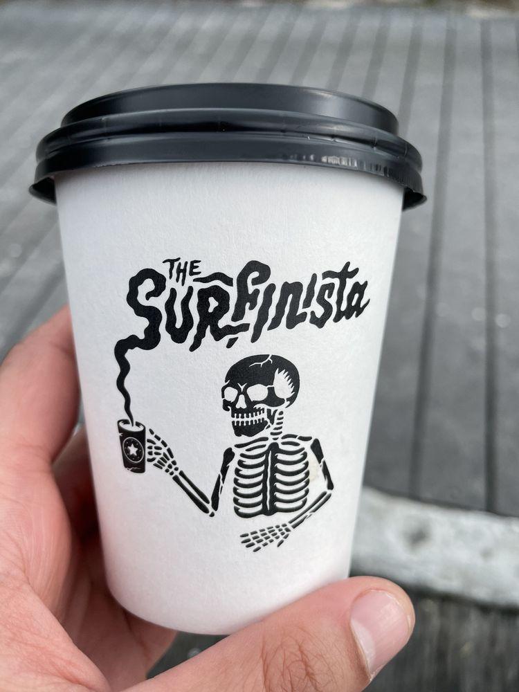 Cafe Surfinista: 2 Wave Crest Ave, Indialantic, FL