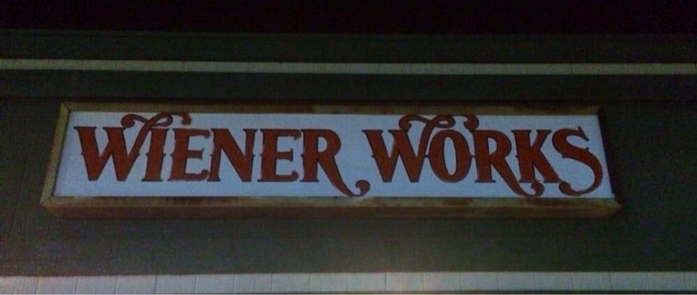 Wiener Works Hot Dogs