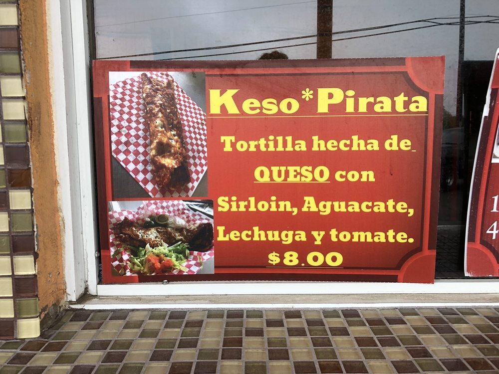 El Jaripeo Tacos: 1419 W Main St, Rio Grande City, TX