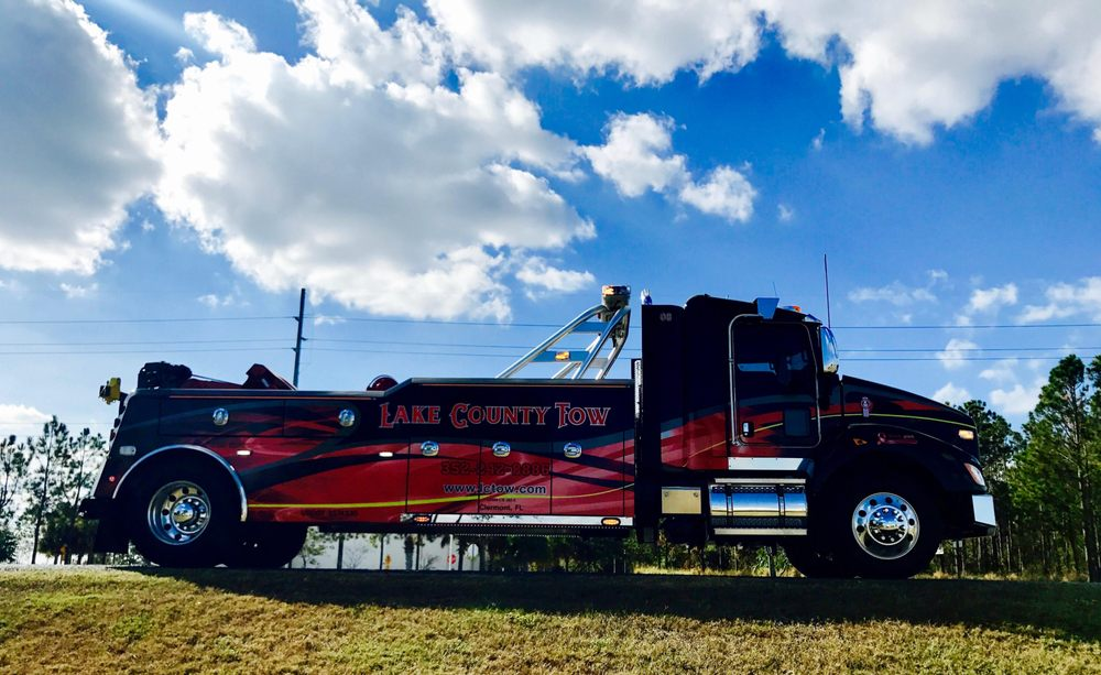 Towing business in Minneola, FL