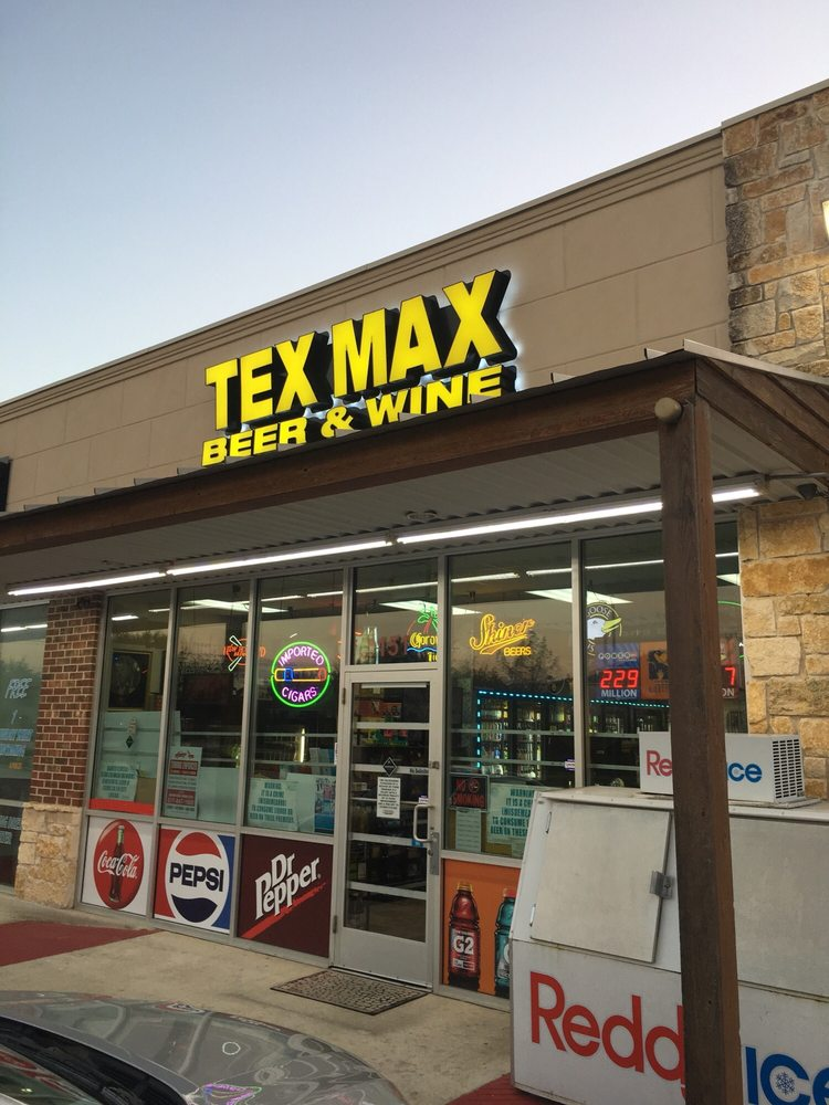 Tex Max Beer & Wine Convenience Store: 3349 Western Center Blvd, Fort Worth, TX