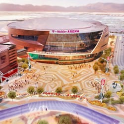 T-Mobile Arena - 2342 Photos & 526 Reviews - Stadiums